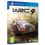 WRC 9 The Official Game - PS4 - Hra na konzoli