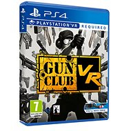 Gun Club - PS4 VR - Hra na konzoli