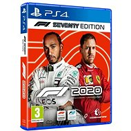 F1 2020 - Seventy Edition - PS4 - Console Game