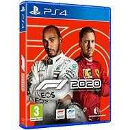 F1 2020 - PS4 - Hra na konzoli