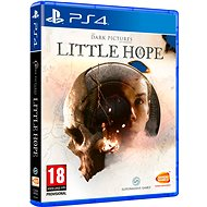 The Dark Pictures Anthology: Little Hope - PS4 - Hra na konzoli