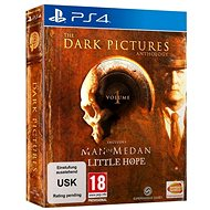 The Dark Pictures Anthology: Volume 1 - Man of Medan and Little Hope Limited Edition - PS4 - Hra na konzoli