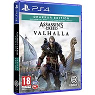 Assassins Creed Valhalla - Drakkar Edition - PS4 - Hra na konzoli