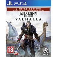 Assassins Creed Valhalla - Limited Edition - PS4 - Hra na konzoli