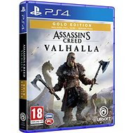 Assassin's Creed Valhalla - Gold Edition - PS4 - Console Game