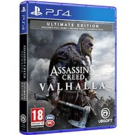 Assassin's Creed Valhalla - Ultimate Edition - PS4 - Console Game