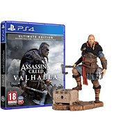 Assassin's Creed Valhalla - Ultimate Edition - PS4 + Eivor Figurine - Console Game