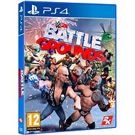 WWE 2K Battlegrounds - PS4 - Hra na konzoli