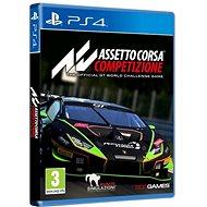 Assetto Corsa Competizione - PS4 - Hra pro konzoli