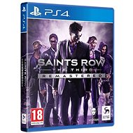 Saints Row: The Third - Remastered - PS4