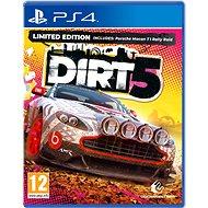 DiRT 5 - Limited Edition - PS4 - Hra na konzoli