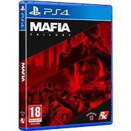 Mafia Trilogy - PS4 - Hra na konzoli