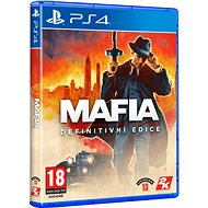 Mafia Definitive Edition - PS4 - Hra na konzoli