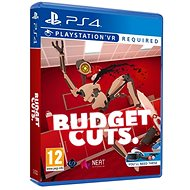 Budget Cuts - PS4 VR - Console Game