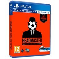 Headmaster: Extra Time Edition - PS4 VR - Console Game