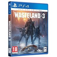 Wasteland 3 - PS4 - Hra na konzoli
