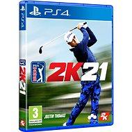 PGA Tour 2K21 - PS4 - Hra na konzoli