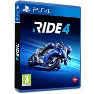 RIDE 4 - PS4 - Hra na konzoli