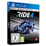 RIDE 4: Special Edition - PS4 - Hra na konzoli