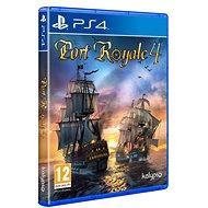 Port Royale 4 - PS4 - Hra na konzoli