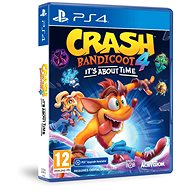 Crash Bandicoot 4: Its About Time - PS4 - Hra na konzoli