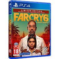 Far Cry 6: Limited Edition - PS4 - Hra na konzoli