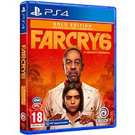 Far Cry 6: Gold Edition - PS4 - Hra na konzoli