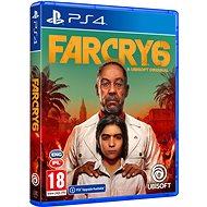 Far Cry 6 - PS4 - Hra na konzoli