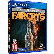 Far Cry 6: Ultimate Edition - PS4 - Hra na konzoli