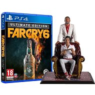 Far Cry 6: Ultimate Edition + Antón and Diego - figurka - PS4 - Hra na konzoli