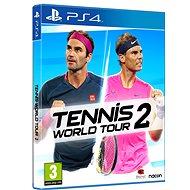 Tennis World Tour 2 - PS4 - Hra na konzoli