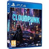 CloudPunk - PS4 - Hra na konzoli