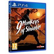 9 Monkeys of Shaolin - PS4 - Hra na konzoli