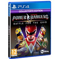 Power Rangers: Battle for the Grid - Collectors Edition - PS4 - Hra na konzoli