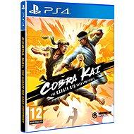 Cobra Kai: The Karate Kid Saga Continues - PS4 - Hra na konzoli