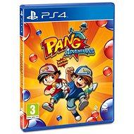 Pang Adventures: Buster Edition - PS4 - Hra na konzoli