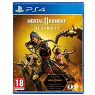 Mortal Kombat 11 Ultimate - PS4 - Hra na konzoli