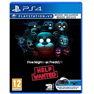 Five Nights at Freddys: Help Wanted - PS4 - Console Game