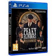 Peaky Blinders: Mastermind - PS4 - Hra na konzoli
