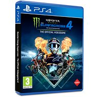 Monster Energy Supercross 4 - PS4 - Console Game