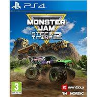 Monster Jam: Steel Titans 2 - PS4