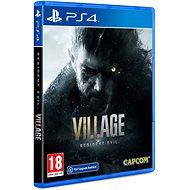 Resident Evil Village - PS4 - Hra na konzoli