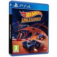 Hot Wheels Unleashed - PS4 - Hra na konzoli