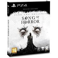 Song of Horror - PS4 - Hra na konzoli