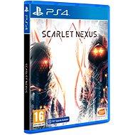 Scarlet Nexus - PS4 - Hra na konzoli