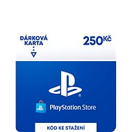PlayStation Store - Kredit 250 Kč - CZ Digital - Dobíjecí karta