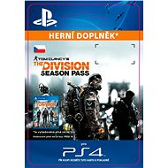 Tom Clancy's The Division - Season Pass - PS4 Digital CZ - Herní doplněk