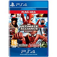 Marvel: Ultimate Alliance Bundle - PS4 CZ Digital - Hra pro konzoli