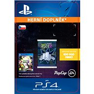 Plants vs. Zombies Garden Warfare 2: 630.000 Epic Coins Pack - PS4 CZ Digital - Herní doplněk