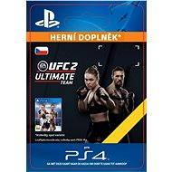 EA SPORTS UFC 2 - 750 UFC POINTS - PS4  CZ Digital - Herní doplněk